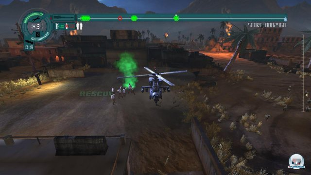 Screenshot - Choplifter HD (PC)