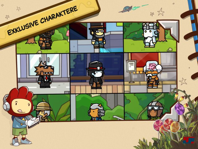 Screenshot - Scribblenauts Unlimited (Android) 92517917