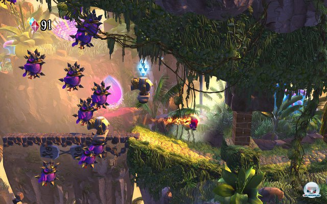 Screenshot - Giana Sisters: Twisted Dreams - Rise of the Owlverlord (PC)