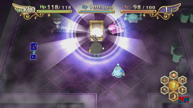 Screenshot - The Awakened Fate Ultimatum (PlayStation3) 92500101
