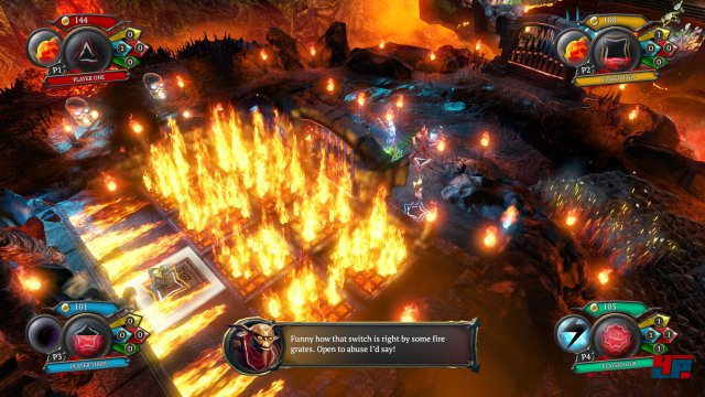 Screenshot - Overlord: Fellowship of Evil (PC)