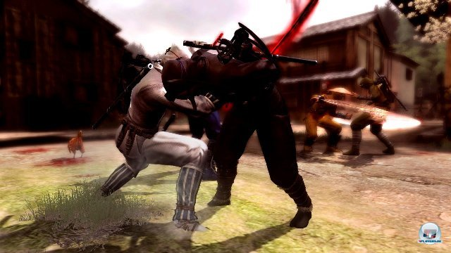 Screenshot - Ninja Gaiden 3 (PlayStation3) 2297662