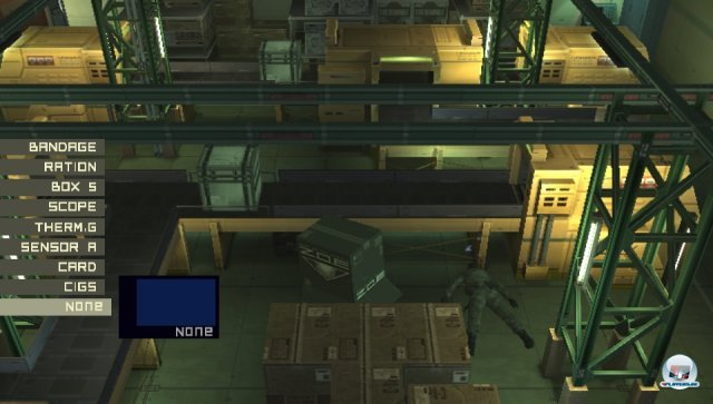Screenshot - Metal Gear Solid: HD Collection (PS_Vita) 2362702