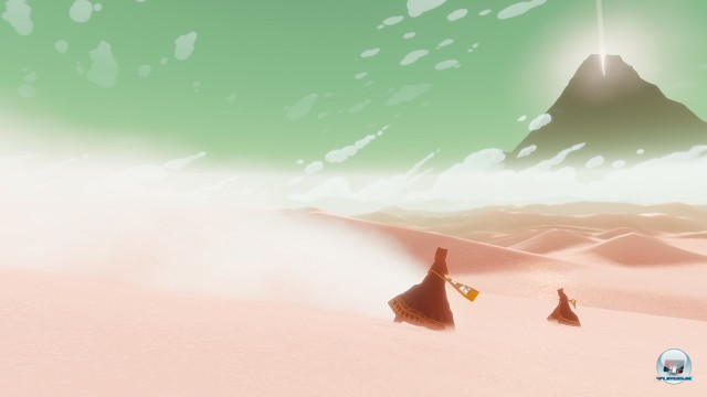 Screenshot - Journey (PlayStation3) 2227542