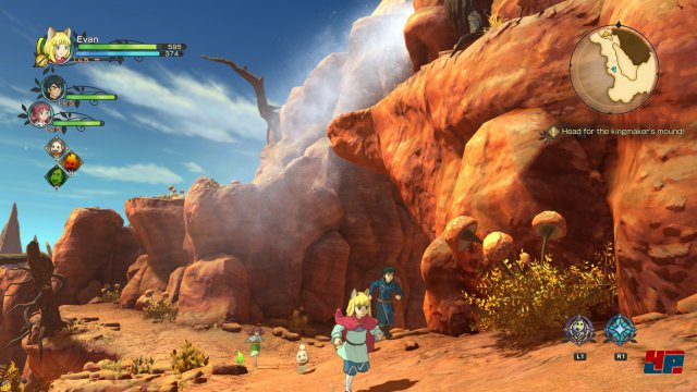 Screenshot - Ni No Kuni 2: Revenant Kingdom (PS4)