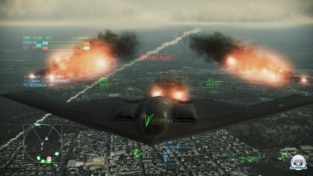 Screenshot - Ace Combat: Assault Horizon (360) 2249362