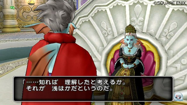 Screenshot - Dragon Quest X Online (Wii) 2365412