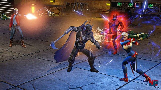 Screenshot - Marvel Heroes Omega (One) 92549334