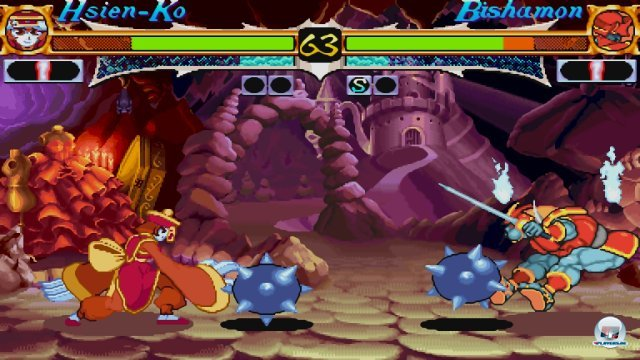 Screenshot - Darkstalkers: Resurrection (360) 92412462