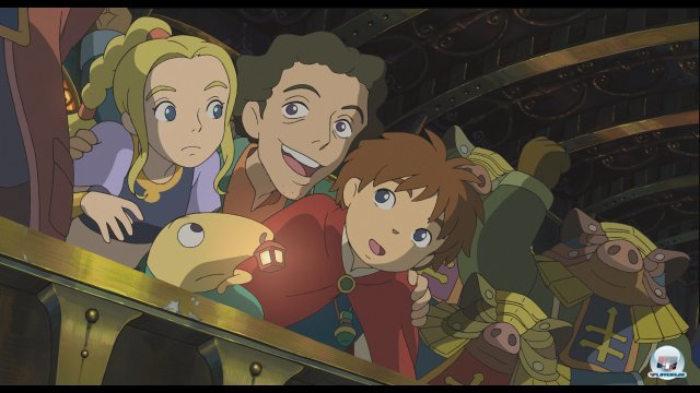 Screenshot - Ni No Kuni: Wrath of the White Witch (PlayStation3) 2361767