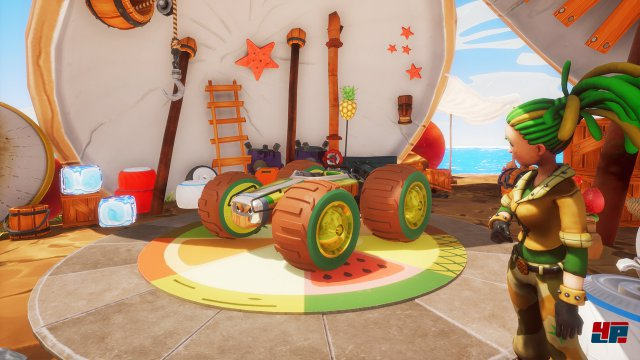 Screenshot - All-Star Fruit Racing (PC)