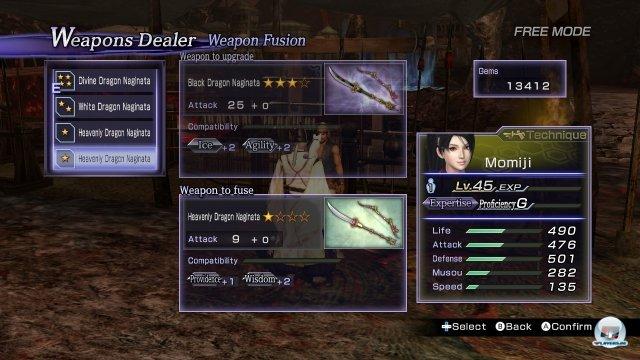 Screenshot - Warriors Orochi 3 (Wii_U) 92424717