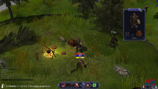 Screenshot - Shards Online (PC)