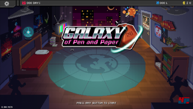 Screenshot - Galaxy of Pen & Paper (Linux)