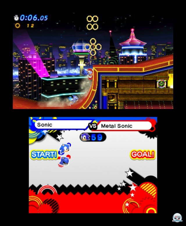 Screenshot - Sonic Generations (3DS) 2286427