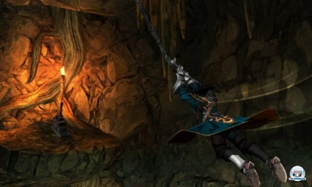 Screenshot - Castlevania: Mirror of Fate (3DS) 2363552