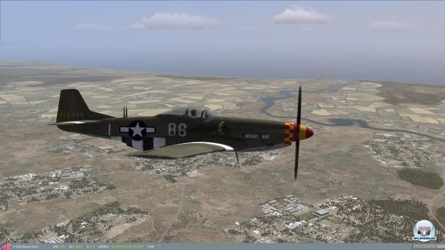 Screenshot - DCS: P-51D Mustang (PC) 92424967