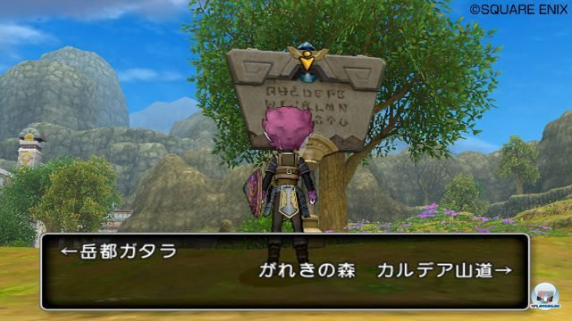 Screenshot - Dragon Quest X Online (Wii) 2280387