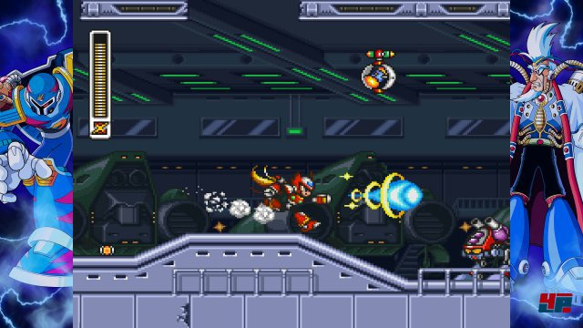 Screenshot - MegaMan X Legacy Collection (PC)