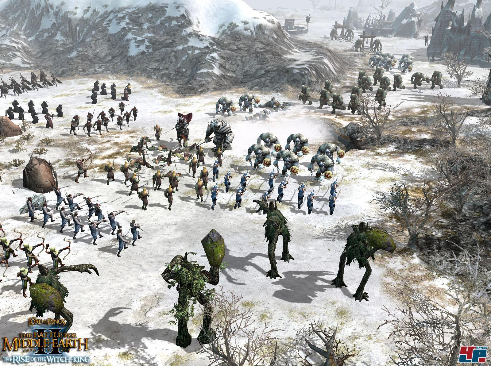 Скачать игру Властелин колец Битва за Средиземье 2 Под знаменем