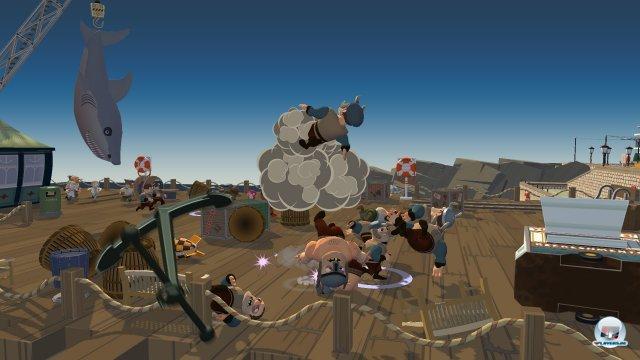 Screenshot - When Vikings Attack! (PlayStation3) 2393677