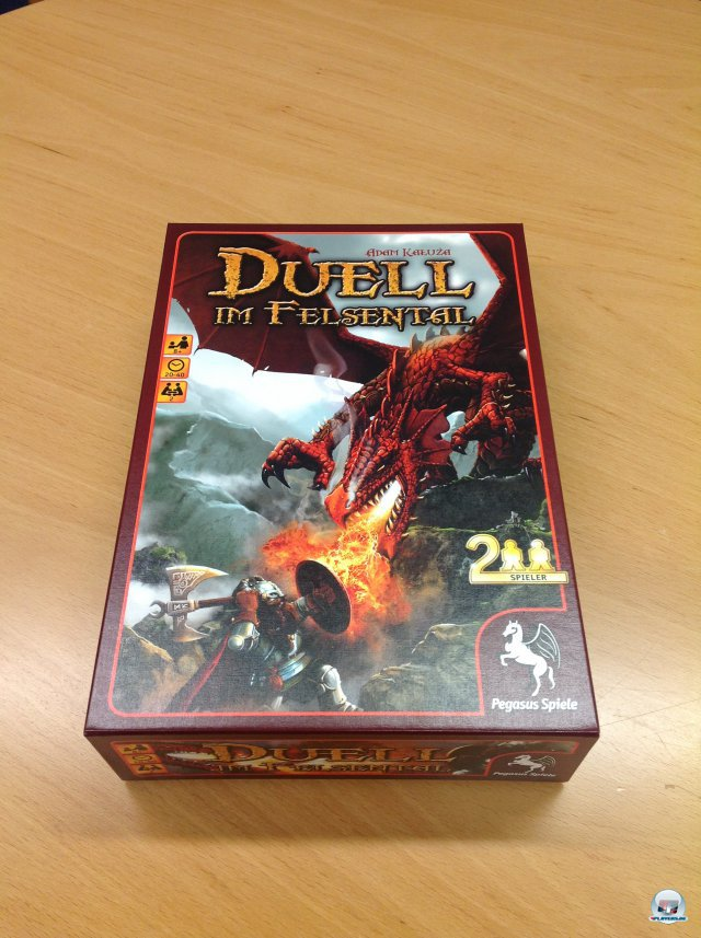 Screenshot - Duell im Felsental (Spielkultur)