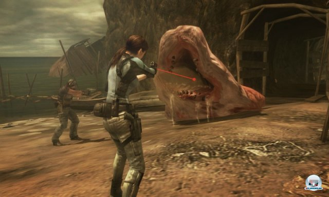 Screenshot - Resident Evil: Revelations (3DS) 2298587