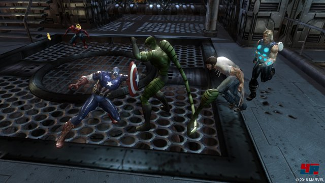 Screenshot - Marvel: Ultimate Alliance (PC) 92530060