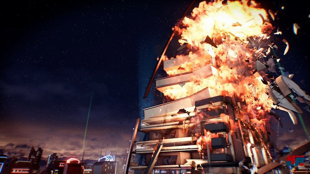 Wolkenpower: Crackdown 3 stellt erstmals das volle Ausmaß solcher  Explosionen dar.