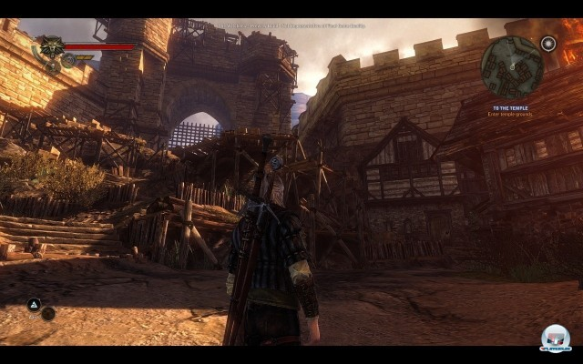 Screenshot - The Witcher 2: Assassin of Kings (PC) 2218304