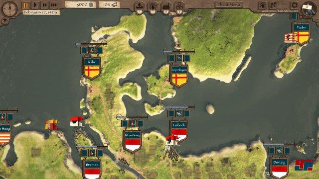 Screenshot - Hanse - Imperium der Kaufleute (PC)
