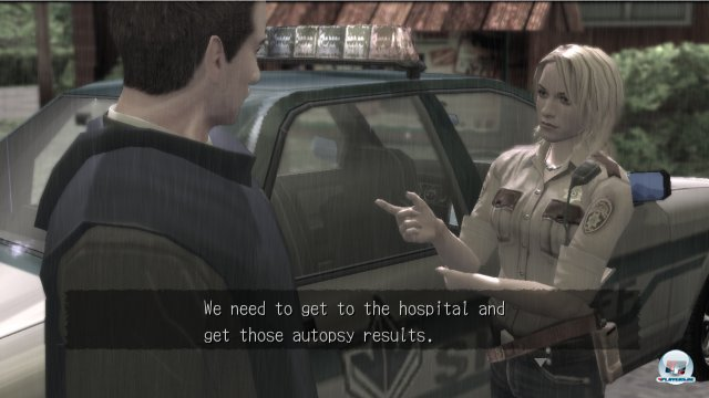Screenshot - Deadly Premonition (PC)