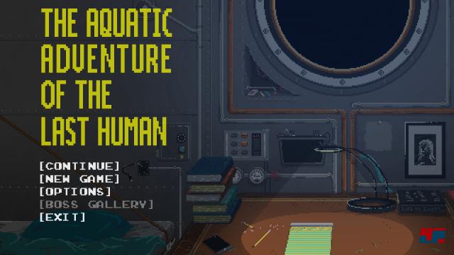 Screenshot - The Aquatic Adventure of the Last Human (Linux)