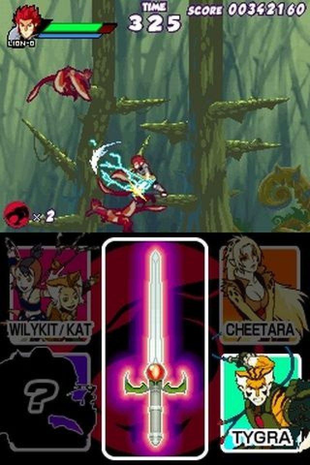 Screenshot - Thundercats (NDS) 2362502