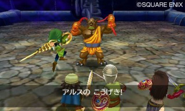 Screenshot - Dragon Quest VII (3DS) 92431227