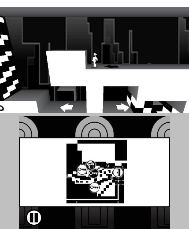 Screenshot - Shifting World (3DS)