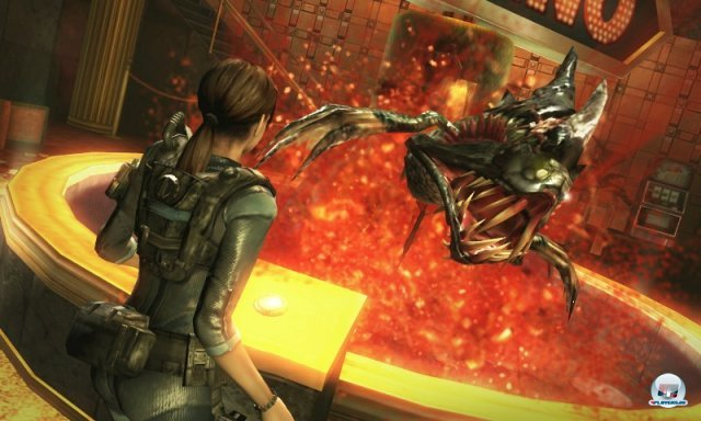 Screenshot - Resident Evil: Revelations (3DS) 2298642