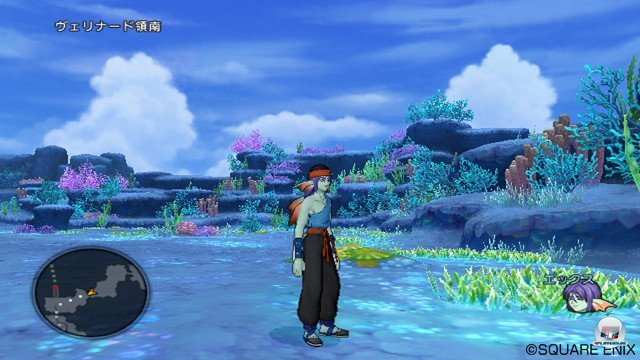 Screenshot - Dragon Quest X Online (Wii) 2365362