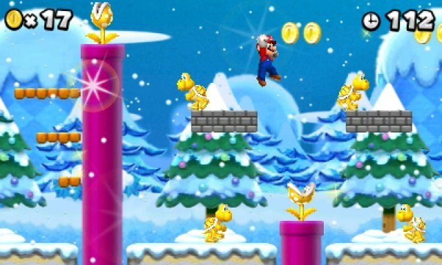 Screenshot - New Super Mario Bros. 2 (3DS) 2343422