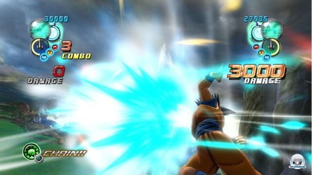 Screenshot - DragonBall: Game Project AGE 2011 (PlayStation3) 2222924