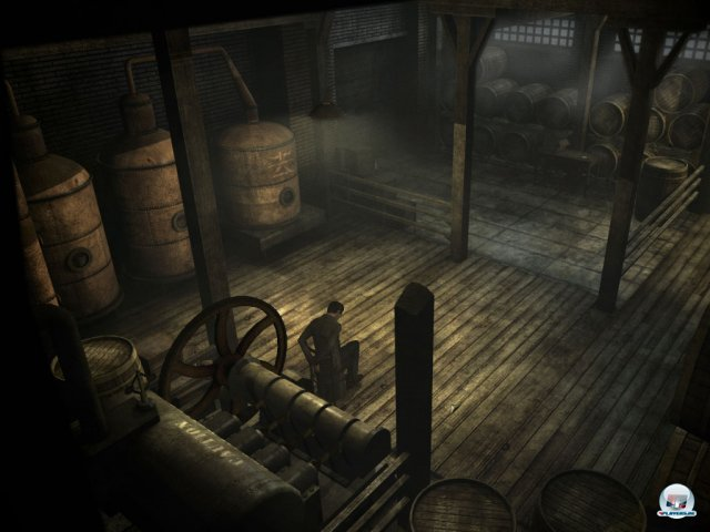 Screenshot - Face Noir (PC-CDROM)