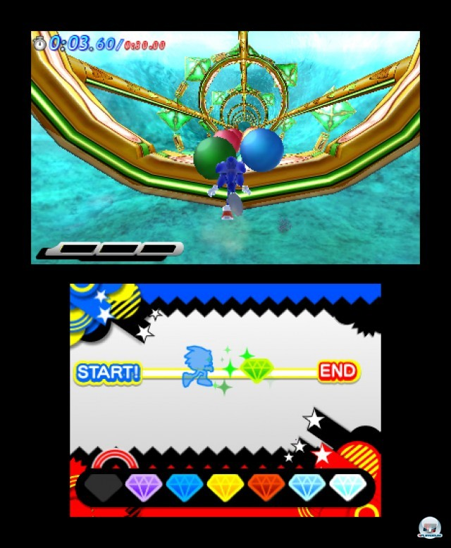 Screenshot - Sonic Generations (3DS) 2241877