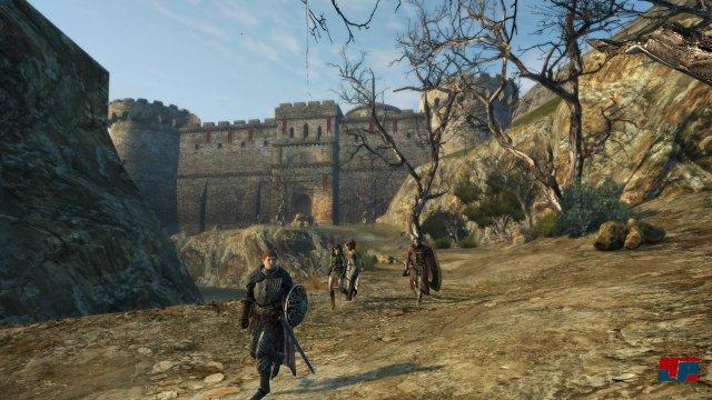 Screenshot - Dragon's Dogma Online (PC)