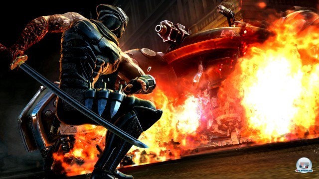 Screenshot - Ninja Gaiden 3 (PlayStation3) 2229852