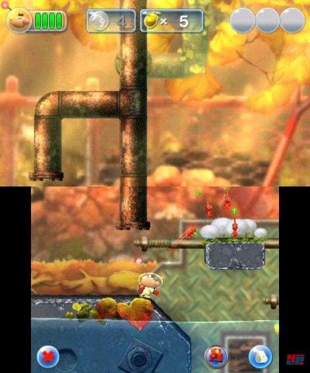 Screenshot - Hey! Pikmin (3DS) 92550143