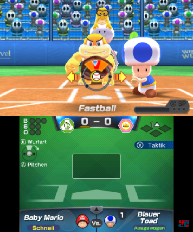 Screenshot - Mario Sports Superstars (3DS) 92542164