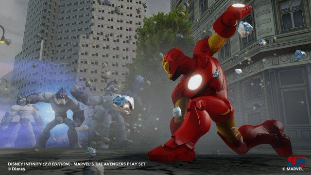 Screenshot - Disney Infinity 2.0: Marvel Super Heroes (PlayStation4) 92490772