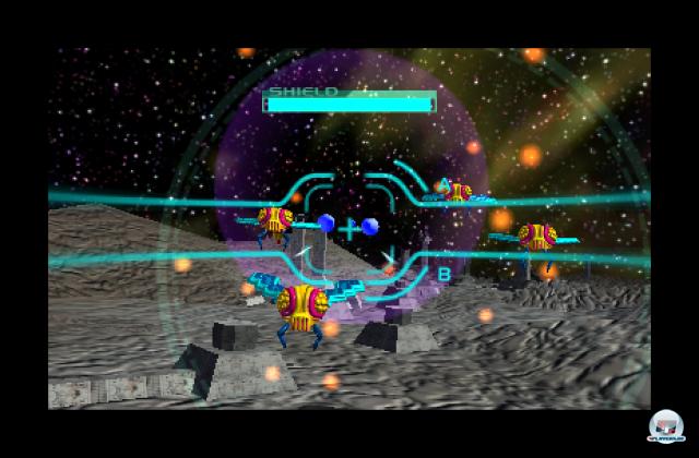 Screenshot - Pac-Man & Galaga Dimensions (3DS) 2257302