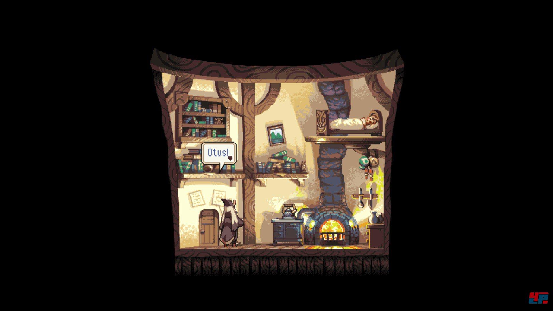 Screenshots zu Owlboy Alles zum Geschicklichkeit Spiel Owlboy