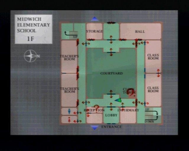 Screenshot - Silent Hill (PS) 92581663